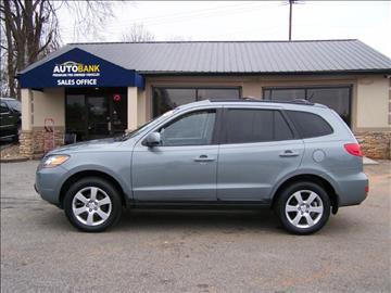 2008 Hyundai Santa Fe for sale in Visalia, CA