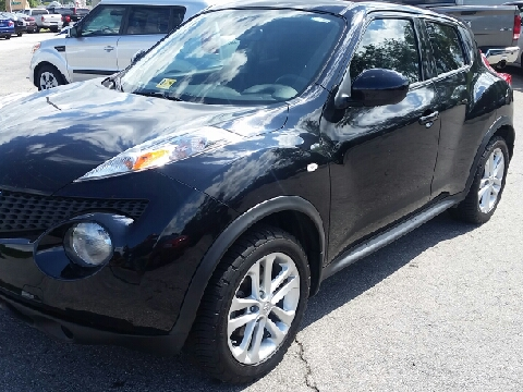 2014 Nissan JUKE for sale in Salem, VA