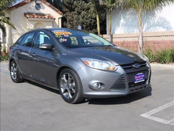 2014 Ford Focus for sale in Santa Maria CA