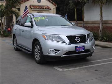 2014 Nissan Pathfinder for sale in Santa Maria, CA