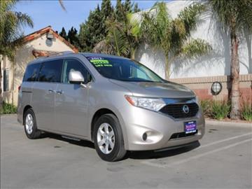 2012 Nissan Quest for sale in Santa Maria, CA