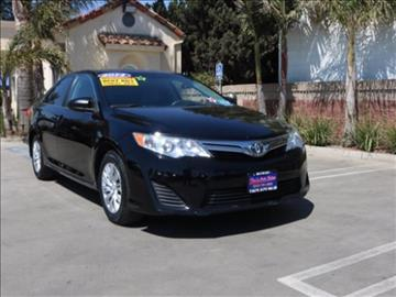 2014 Toyota Camry for sale in Santa Maria, CA
