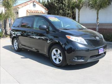 2012 Toyota Sienna for sale in Santa Maria CA