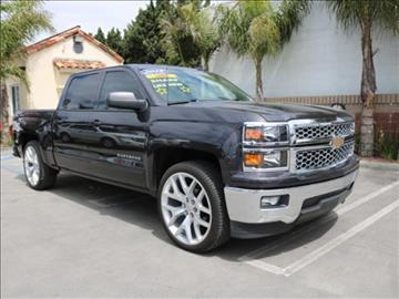 2015 Chevrolet Silverado 1500 for sale in Santa Maria CA