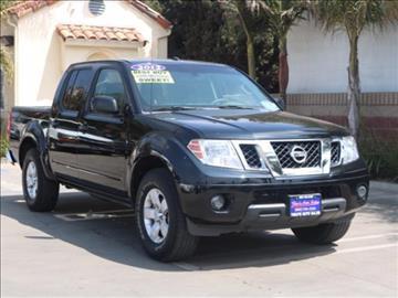 2012 Nissan Frontier for sale in Santa Maria, CA