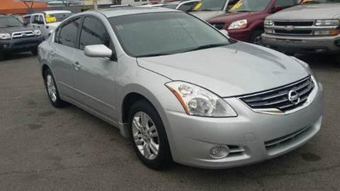 2011 Nissan Altima for sale in Las Vegas, NV