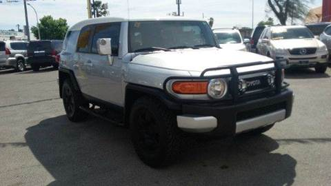 2008 Toyota FJ Cruiser for sale in Las Vegas, NV