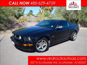 2005 Ford Mustang for sale in Scottsdale, AZ