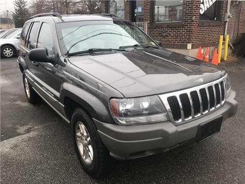 2002 Jeep Grand Cherokee for sale in Lodi, NJ