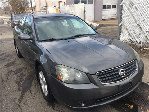 2005 Nissan Altima for sale in Little Ferry, NJ