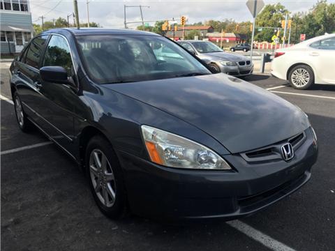 2004 Honda Accord for sale in Lodi, NJ