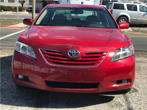 2007 Toyota Camry for sale in Little Ferry, NJ