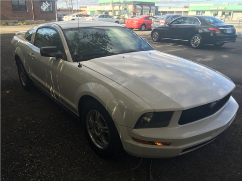 2005 ford mustang for sale new jersey. Black Bedroom Furniture Sets. Home Design Ideas