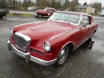 1963 Studebaker Hawk for sale in Midvale, UT