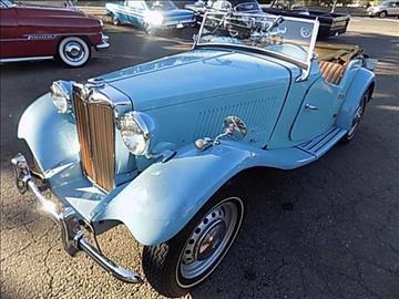 1952 MG TD for sale in Midvale, UT