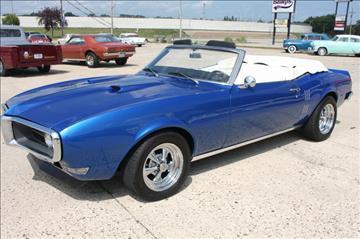 1968 Pontiac Firebird For Sale  Carsforsalecom