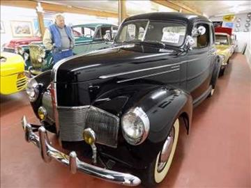 1940 Studebaker 2Dr Coupe for sale in Midvale, UT