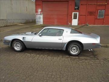 1978 Pontiac Trans Am for sale in Midvale, UT