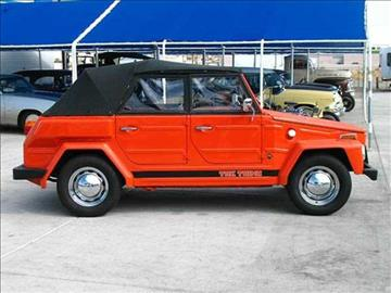 1973 Volkswagen Thing for sale in Midvale, UT
