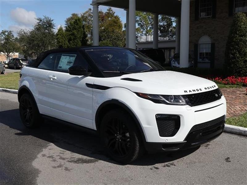 land rover range rover evoque convertible for sale in harrington, de