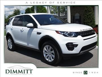 2017 Land Rover Discovery Sport for sale in Clearwater, FL