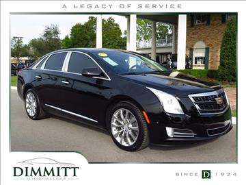 2016 Cadillac XTS for sale in Clearwater, FL
