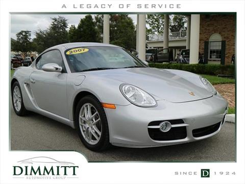 2007 Porsche Cayman for sale in Clearwater, FL