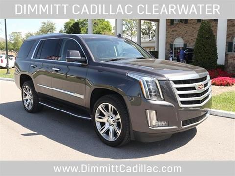 2016 cadillac escalade for sale in florida. Black Bedroom Furniture Sets. Home Design Ideas