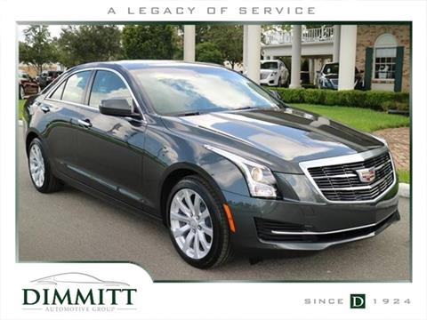 2018 Cadillac ATS for sale in Clearwater, FL
