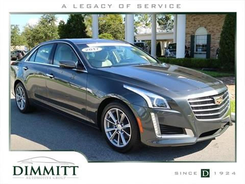 2017 Cadillac CTS for sale in Clearwater, FL