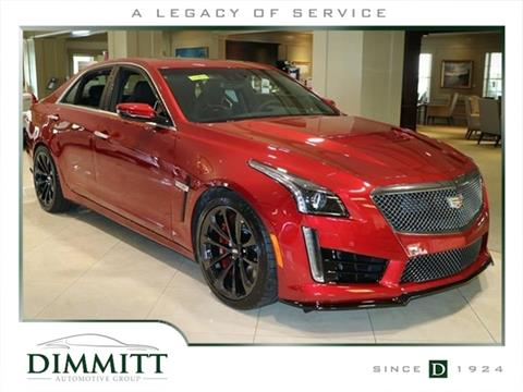 2018 Cadillac CTS-V for sale in Clearwater, FL