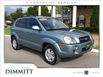 2008 Hyundai Tucson for sale in Clearwater, FL