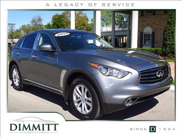 2013 Infiniti FX37 for sale in Clearwater, FL