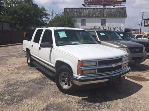 1998 Chevrolet Suburban for sale in Killeen, TX