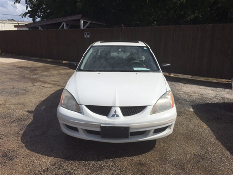 2005 Mitsubishi Lancer for sale in Killeen, TX
