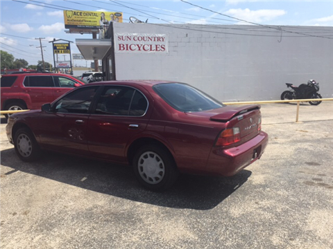 1996 Nissan Maxima for sale in Killeen, TX