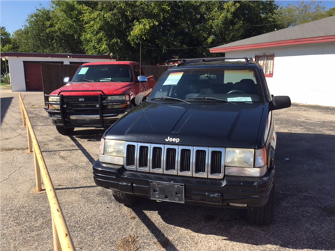 1998 Jeep Grand Cherokee for sale in Killeen, TX