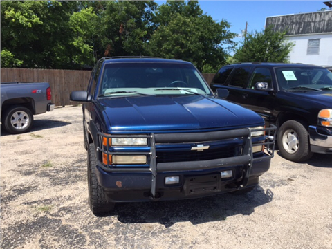 2000 Chevrolet Tahoe Limited/Z71 for sale in Killeen, TX