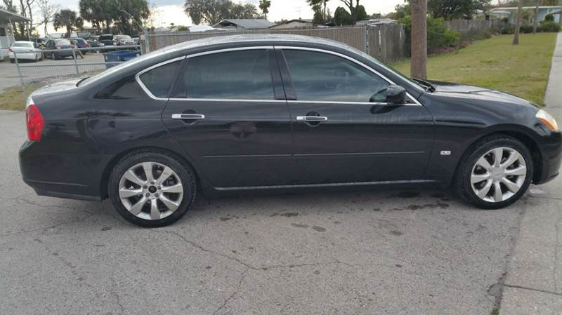 2006 infiniti m35 sport 4dr sedan in zephyrhills fl. Black Bedroom Furniture Sets. Home Design Ideas