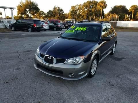 2006 Subaru Impreza for sale in Zephyrhills, FL