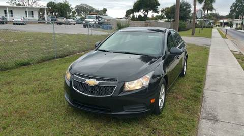 2011 Chevrolet Cruze for sale in Zephyrhills, FL