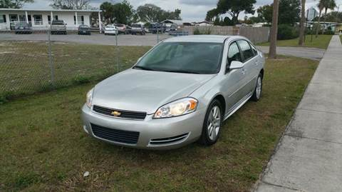 2011 Chevrolet Impala for sale in Zephyrhills, FL