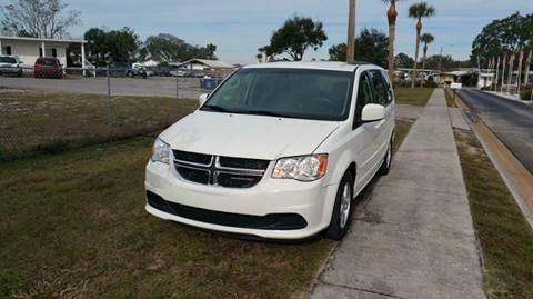 2013 Dodge Grand Caravan for sale in Zephyrhills, FL
