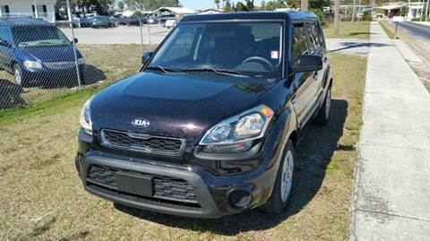 2013 Kia Soul for sale in Zephyrhills, FL