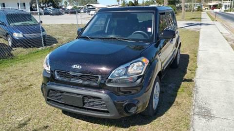2013 Kia Soul for sale in Zephyrhills, FL
