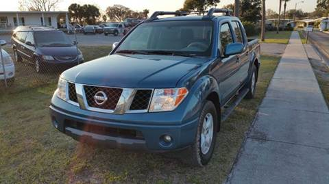 2005 Nissan Frontier for sale in Zephyrhills, FL