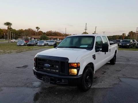 2008 Ford F-350 Super Duty for sale in Zephyrhills, FL