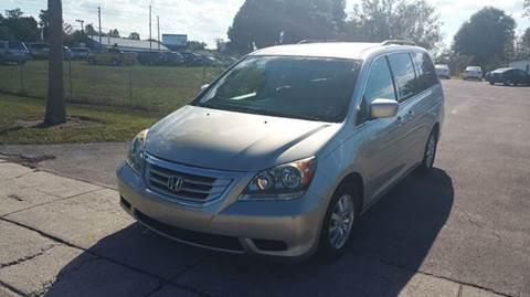 2008 Honda Odyssey for sale in Zephyrhills, FL