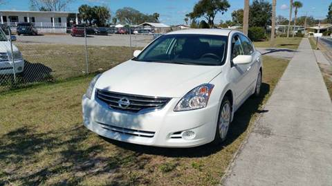 2011 Nissan Altima for sale in Zephyrhills, FL