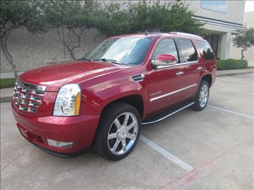 2012 cadillac escalade for sale dallas tx. Black Bedroom Furniture Sets. Home Design Ideas